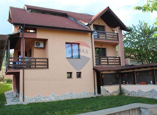 Vila in zona Troianu| Comision 0% - imaginea 1