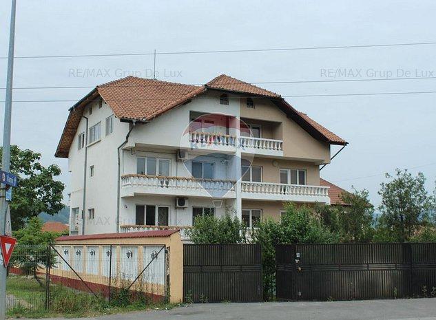 Casa / Vila cu 11 camere de vanzare in zona Goranu - imaginea 1