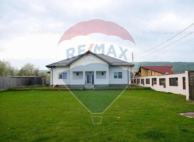 Casa Bujoreni, Valcea 200mp | Zona Buna | COMISION 0% | - imaginea 1