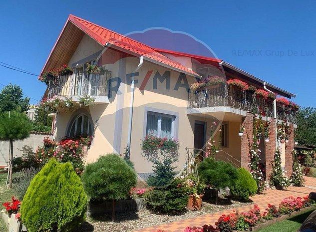 Casa / Vila cu 4 camere de vanzare in zona Goranu - imaginea 1