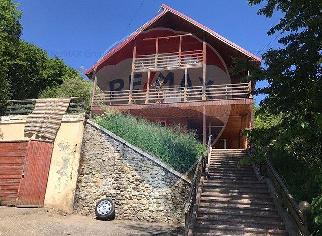 Vila - Pensiune - 350 mp | Baile Olanesti | Comision 0 % - imaginea 1