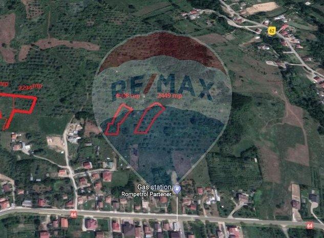 Teren Ramnicu Valcea | 11066 mp | Comision 0% - imaginea 1