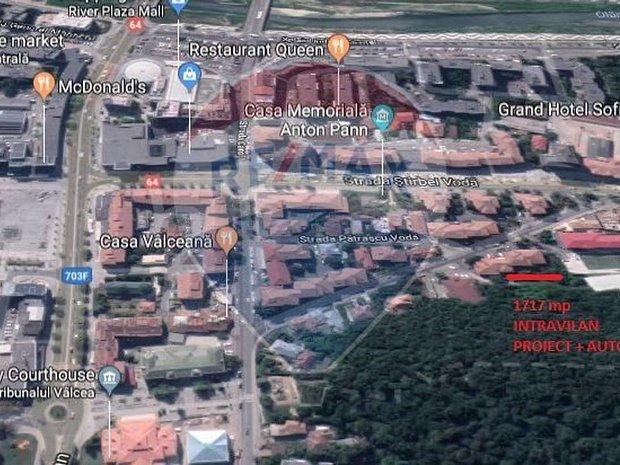 Teren Ramnicu Valcea | Ultracentral | Comision 0% - imaginea 1