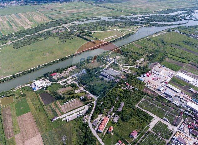 Teren 80,000mp Ramnicu Valcea / Strada Raureni - imaginea 1