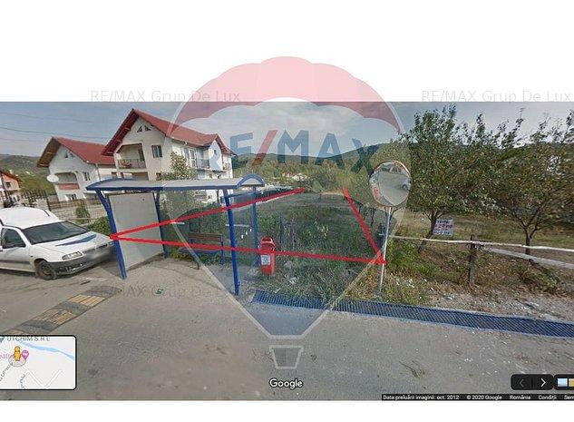 Teren 1,141mp Ramnicu Valcea / Strada Arinilor - imaginea 1