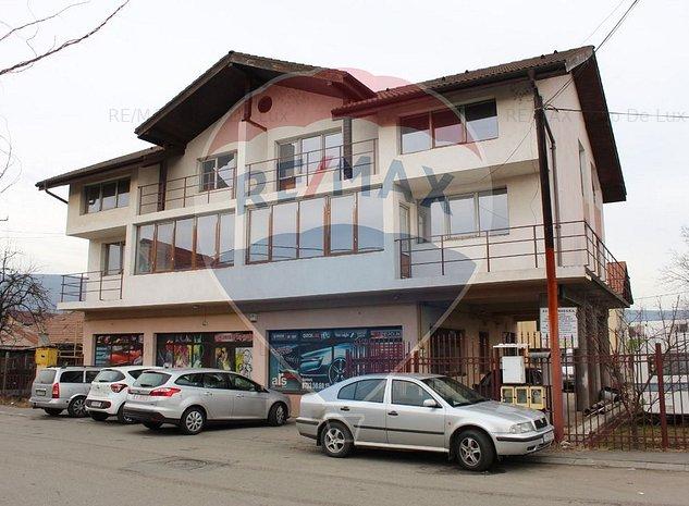 Spatiu comercial inchiriere 1000 mp | Str. Alexandru Papiu - imaginea 1