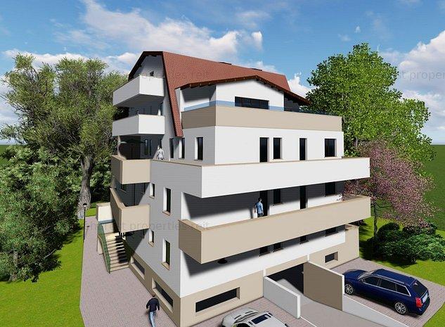 Vanzare Apartament 2 camere, constructie 2019, Motilor Residence - imaginea 1