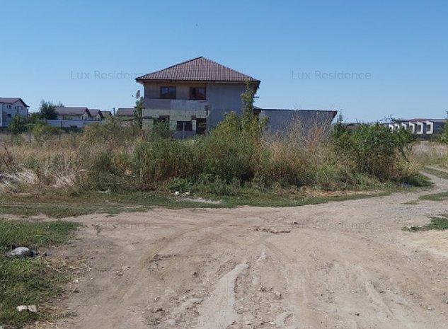 Teren constructie/Bragadiru/ foarte buna deschiderea - imaginea 1