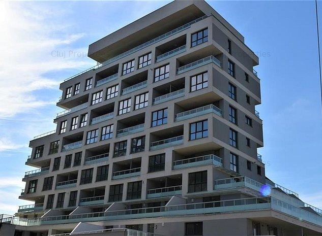 0% comision! Apartamente living cu bucatarie, 1 dormitor, in imobil nou, Grigore - imaginea 1