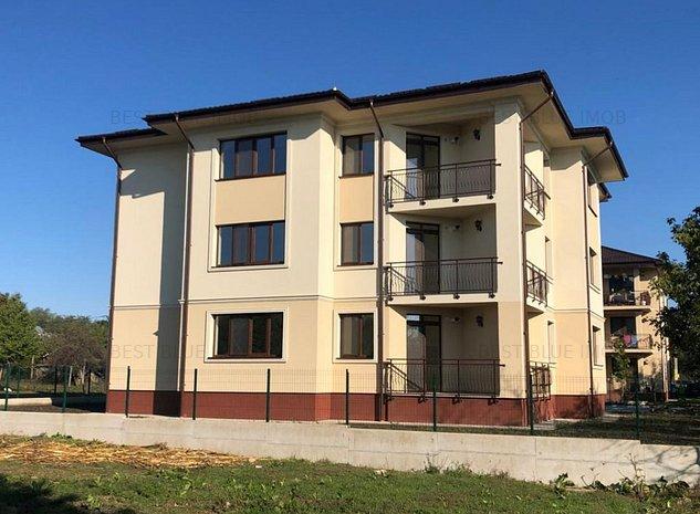Apartament 2 camere, decomandat, zona Galata - imaginea 1