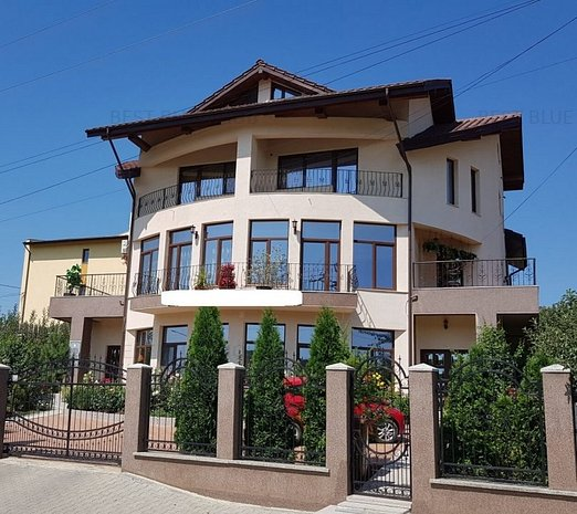 Duplex de TOP, Visani-Bucium la strada principala, nemobilat, 230 mp - imaginea 1