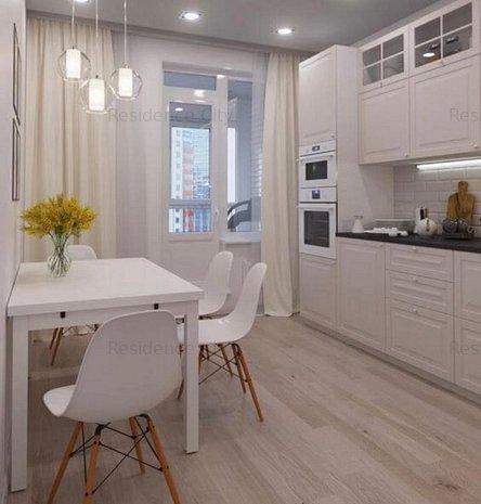 Apartament Decomandat,Titan Direct Dezvoltator-Incalzire Pardoseala - imaginea 1