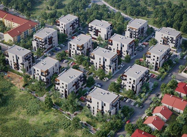 Apartamente noi cu gradina - Romanescu Park Residence - imaginea 1