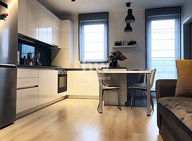 Inchiriere apartament 2 camere + garaj, zona Soldec - imaginea 1