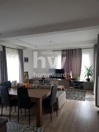 Inchiriere apartament 2 camere, semidecomandat, zona Donath Park - imaginea 1