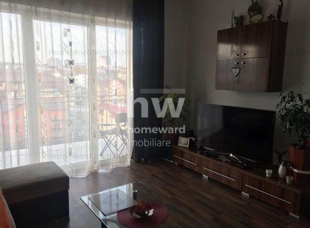 Inchiriere apartament doua camere deco, zona Diana, Gheorgheni - imaginea 1