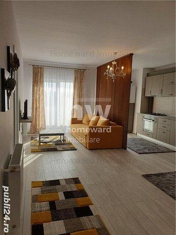 Apartament 2 camere, semidecomandat, zona Kaufland, cartier Marasti - imaginea 1