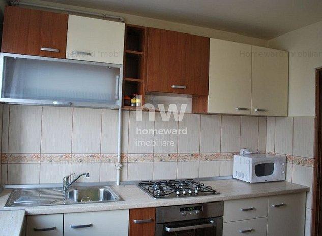 Inchiriere apartament 4 camere, decomandate, zona Minerva, Manastur - imaginea 1