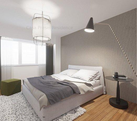 Apartament 2 camere , zona Nord, Baneasa Imobil Nou - imaginea 1