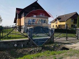 Casa de vânzare sau de închiriat 9 camere, în Păuleşti, zona Micro 16