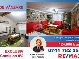 Casa de vânzare 7 camere, în Satu Mare, zona Unio