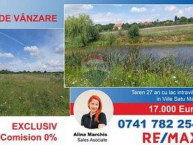 Teren agricol de vânzare, în Viile Satu Mare