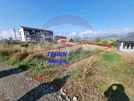 Teren constructii de vânzare, în Mocira, zona Vasile Alecsandri