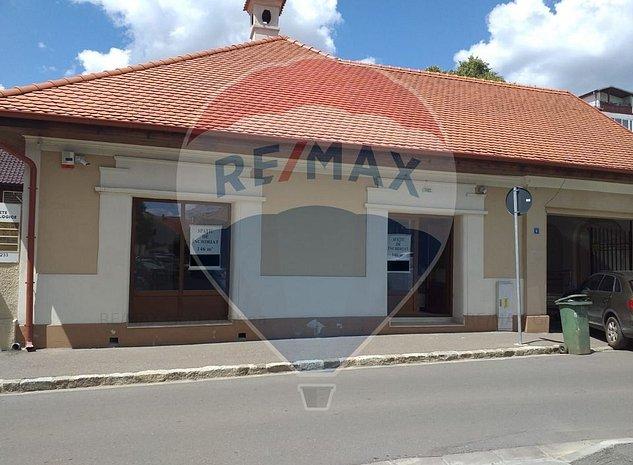 Spatiu comercial de inchiriat Central/Ultracentral, Oradea - imaginea 1