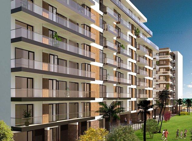 Discount 5% GARSONIERA LUX CU VEDERE LA MARE - Tomis Villa Promenada, Mamaia - imaginea 1