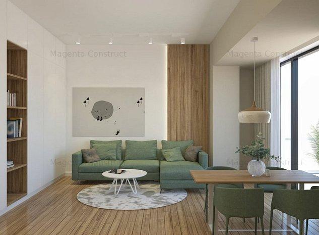 Studio de lux cu vedere frontala la mare, zona Centru, Tomis Villa Center II - imaginea 1