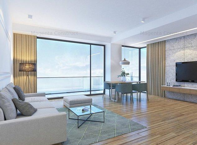 Apartament de lux 3 camere cu vedere la mare, bloc nou- Tomis Villa Center - imaginea 1