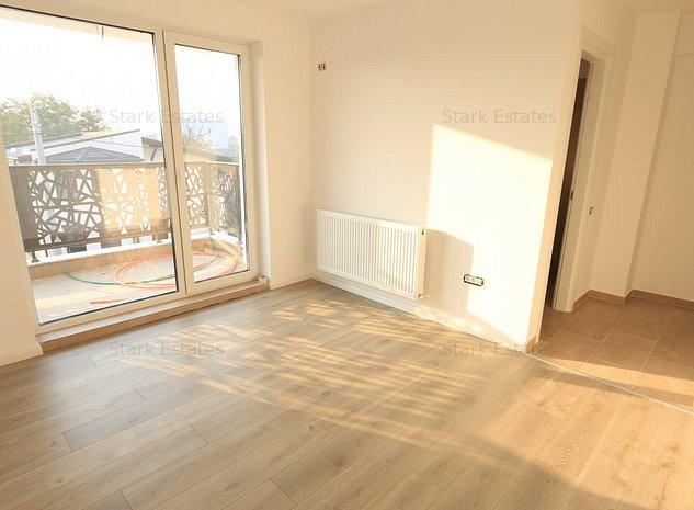 Apartament complet decomandat 2 camere cu debara Otopeni - zona case - imaginea 1