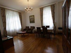 Casa de vânzare sau de închiriat 5 camere, în Bucureşti, zona Kiseleff