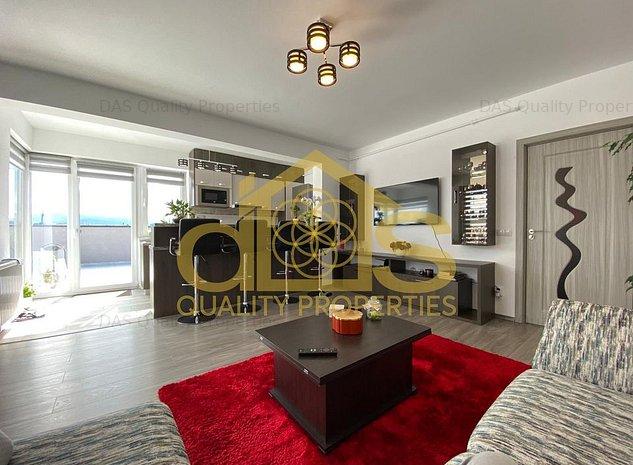 PentHouse zona Centrala | City Residence - imaginea 1