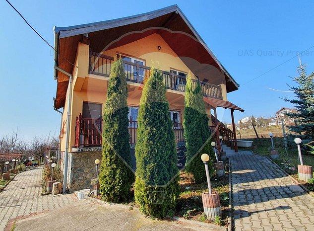 Vila spatioasa | 2000 mp curte | Daia Noua - imaginea 1