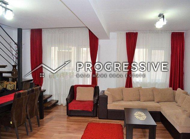 Apartament 3 camere Hortensiei - imaginea 1