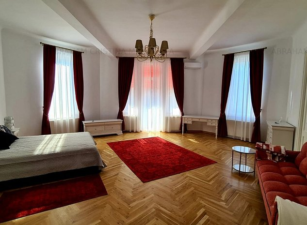 Apartament Premium 85 mp, vila interbelica, P-ta Sfantul Stefan - imaginea 1