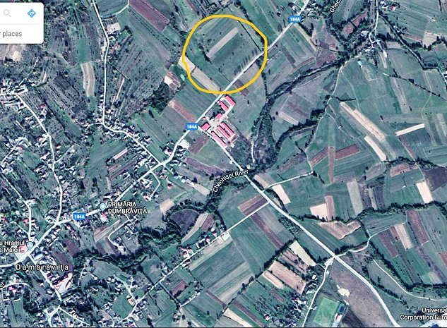 Teren - Dumbravita - imaginea 1