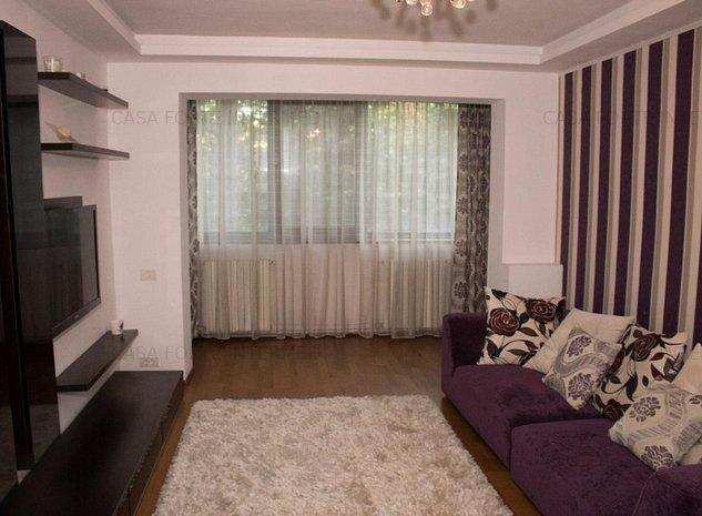 Apartament cu 3 camere etaj 1 Zodiac - bd. Alexandru Lapusneanu - imaginea 1