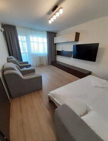 Apartament decomandat 2 camere mobilat Tomis Nord-Campus - imaginea 1
