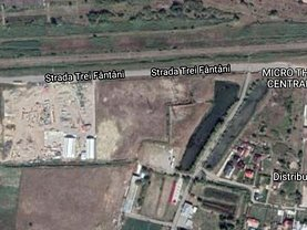 Teren constructii de vânzare, în Iaşi, zona Zona industrială