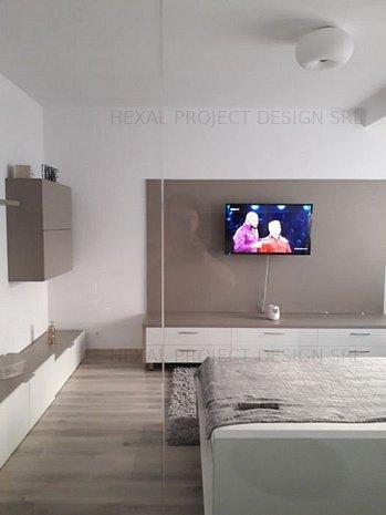 Inchiriere garsoniera 20 th Residence - imaginea 1