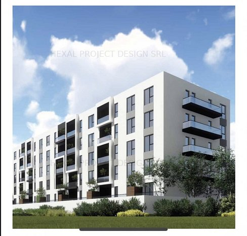 Vanzare apartamente Etalon House/ Direct de la dezvoltator - imaginea 1