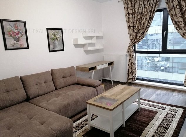 Inchiriere garsoniera Plaza Residence  - imaginea 1