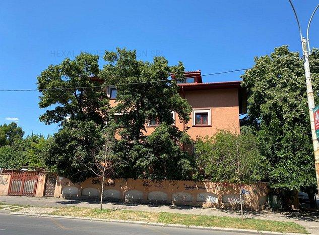 Casa zona Cotroceni - imaginea 1