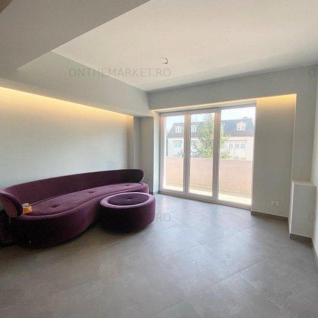 Apartament 3 camere Straulesti - imaginea 1
