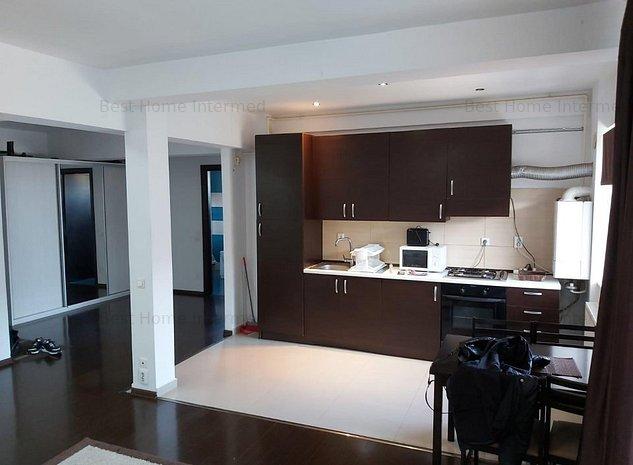 Tomis Plus, 2 camere confort 0,mobilat și utilat, 350 E - imaginea 1
