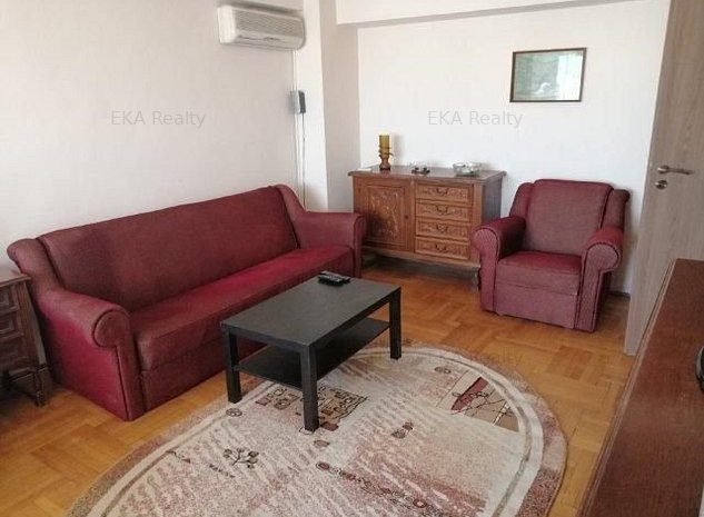 Apartament modern cu 4 camere, totul renovat, Dorobanti, terasa 20mp - imaginea 1