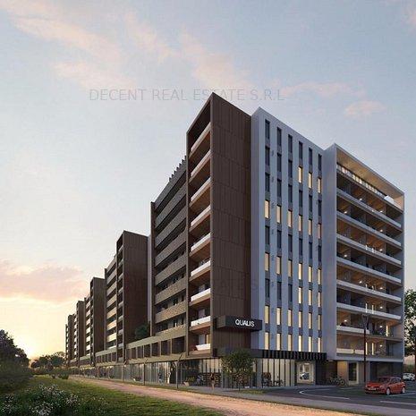 Apartament 2 camere, Bloc 2, Tractorul, Qualis II - imaginea 1