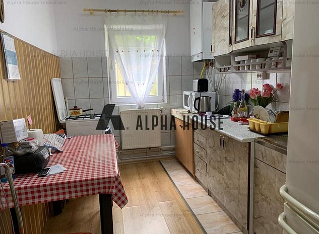 Apartament 3 camere decomandate zona Rahova - imaginea 1